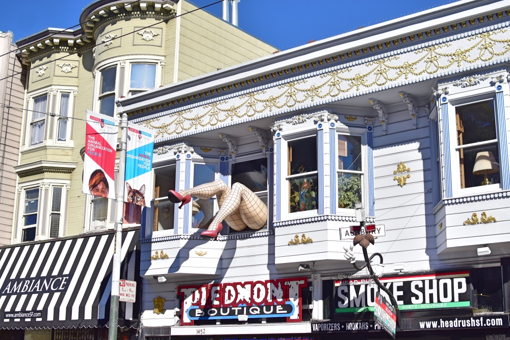 San Francisco en 3 días: Haight-Ashbury