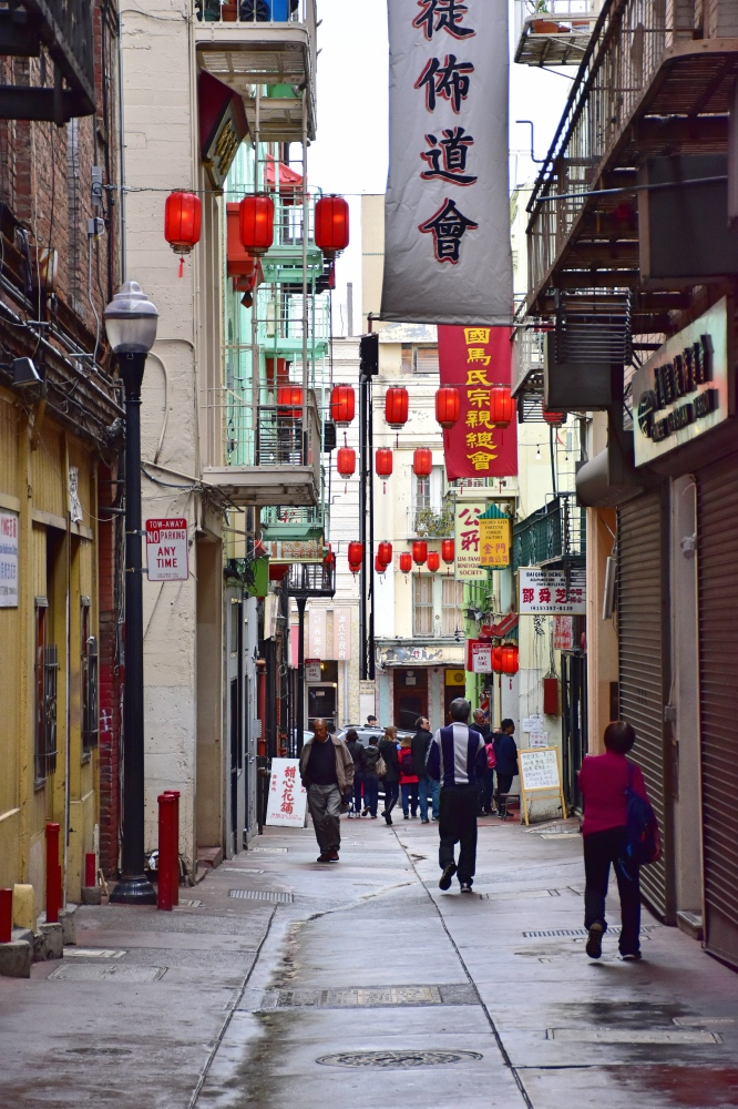 San Francisco en 3 días: Chinatown