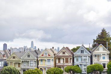 California en 18 días: Las Painted Ladies en San Francisco