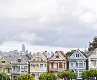 California en 18 días: Las Painted Ladies en San Francisco