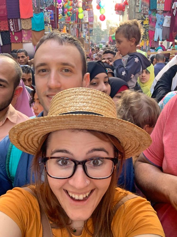 ¿Es seguro viajar a Egipto por libre? ¡Nuestras caras dicen que sí!