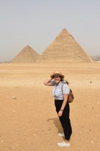 Viaje a Egipto de 15 días: pirámides de Giza
