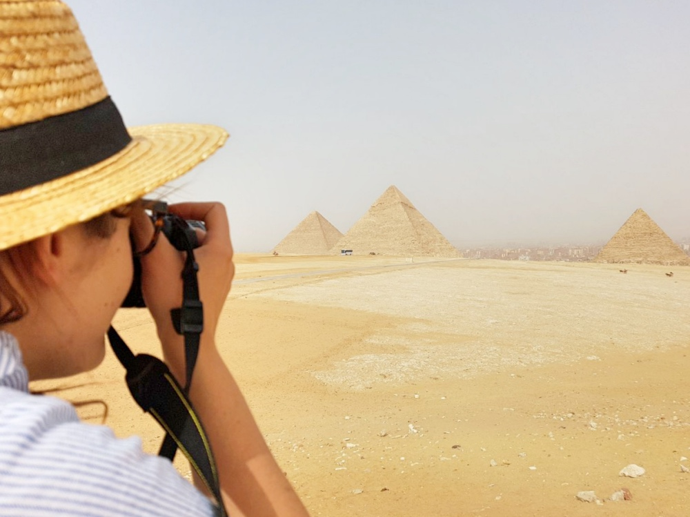 Visitar las Pirámides de Egipto