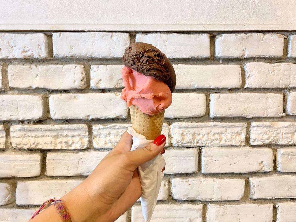 Qué hacer en El Cairo: comerse un rico helado