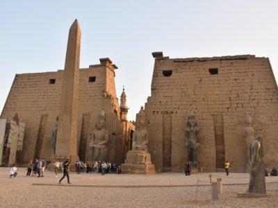 Preparativos para un viaje a Egipto por libre