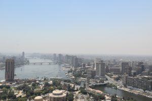 Qué hacer en El Cairo: subir a la Torre de El Cairo
