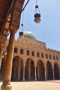 Visitar la Mezquita de Alabastro es una de las cosas que hacer en El Cairo