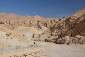 Qué hacer en Egipto: visitar El Valle de los Reyes