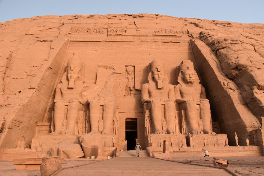 Contratar un crucero por el Nilo en Egipto: Abu Simbel