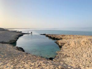 Qué hacer en Marsa Alam: la piscina natural Al Nayzak
