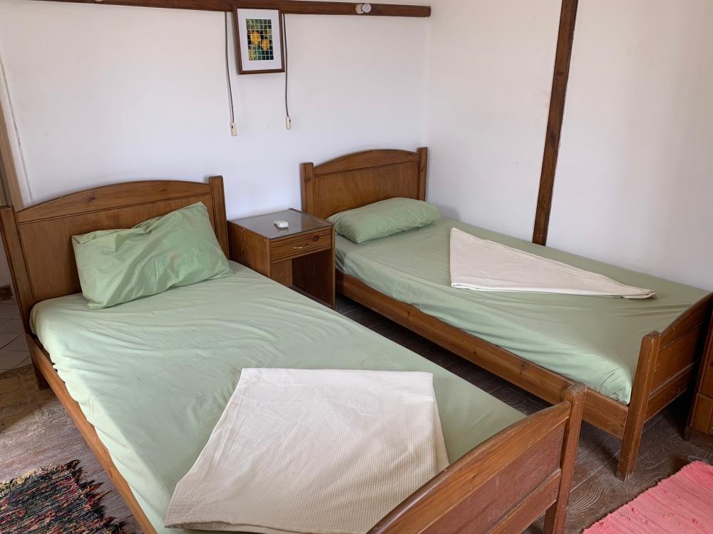 Dónde dormir en Marsa Alam: el Ecolodge Bedouin Valley
