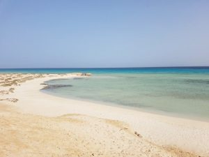Qué hacer en Marsa Alam: visitar Ankorab Beach