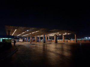 estación bus aeropuerto el cairo