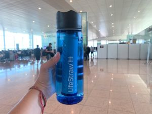 Botella Lifestraw