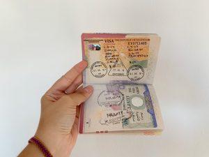 Preparativos para un viaje a Uganda por libre: visado