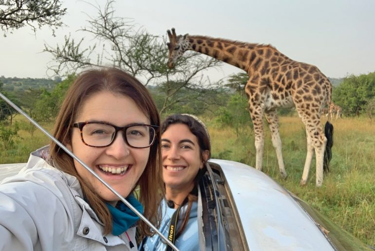 Viaje a Uganda por libre: coche alquilado con conductor