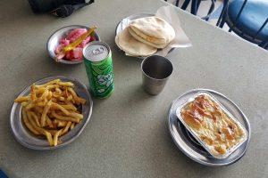 comida restaurante local Giza