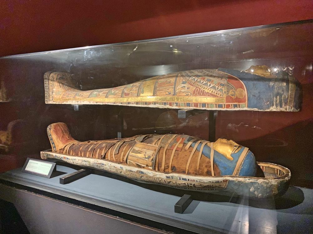 Alejandría en un día: Museo Nacional de Alejandría