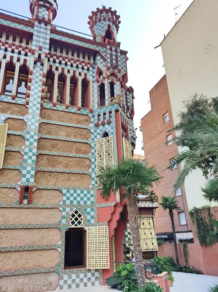 Una semana en Barcelona: la Casa Vicens