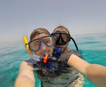 Qué hacer en Hurghada: snorkel en el Mar Rojo