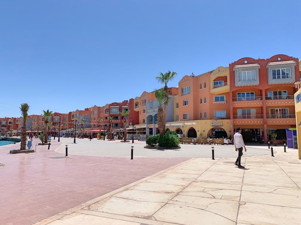 La Marina de Hurghada