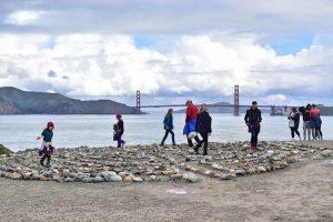 El Laberinto de Lands End también es uno de los mejores miradores de San Francisco