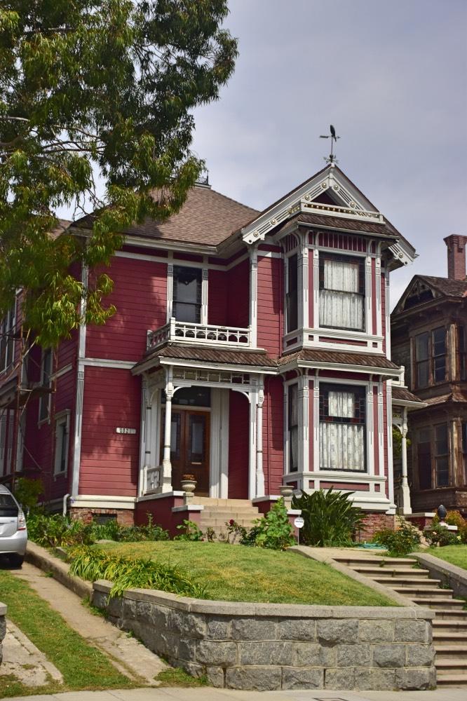 La casa de 'Embrujadas' en Los Ángeles