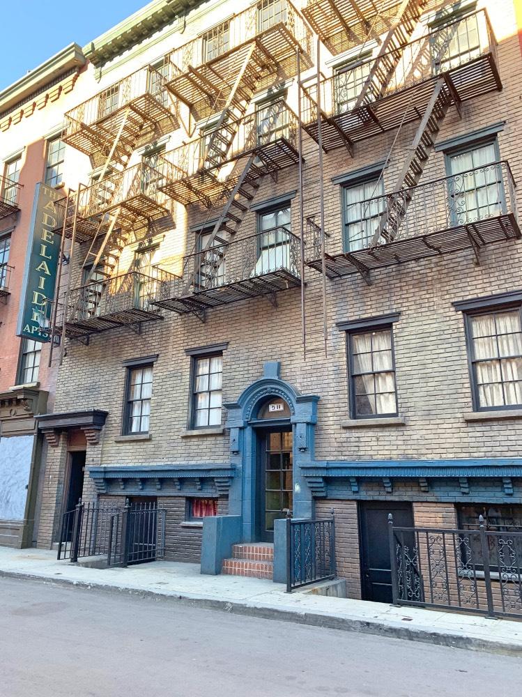 Un paseo por las calles en las que se graban escenas ambientadas en Nueva York