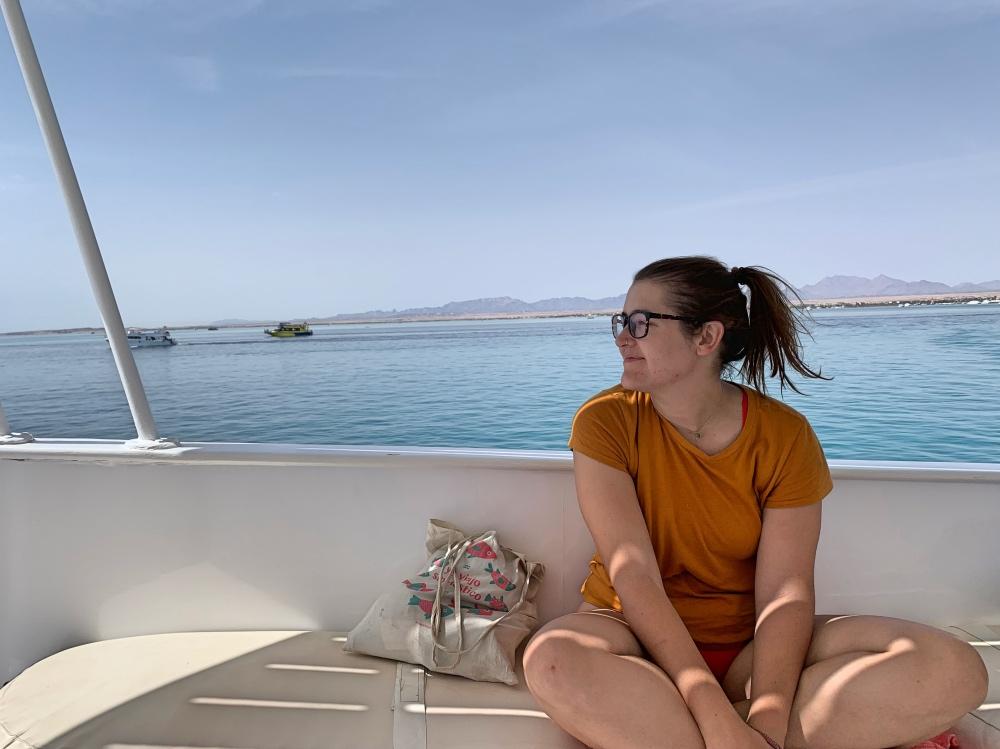 Bucear en Hurghada