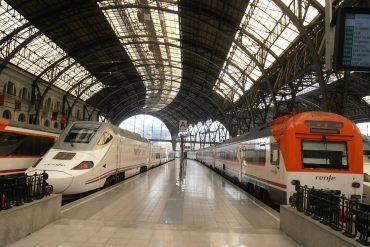 Cómo moverse por Barcelona en transporte público