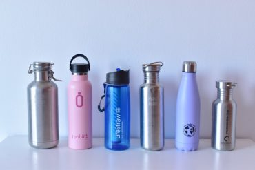 Mejores botellas reutilizables