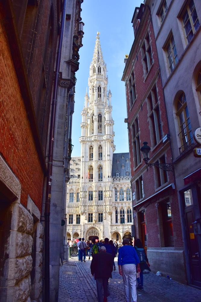 Bélgica en 4 días: Grand Place de Bruselas