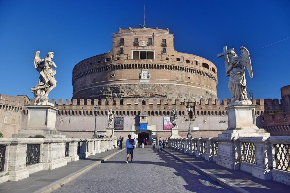 Visitar El Castillo Sant Angelo Datos Prácticos La Maleta De Carla