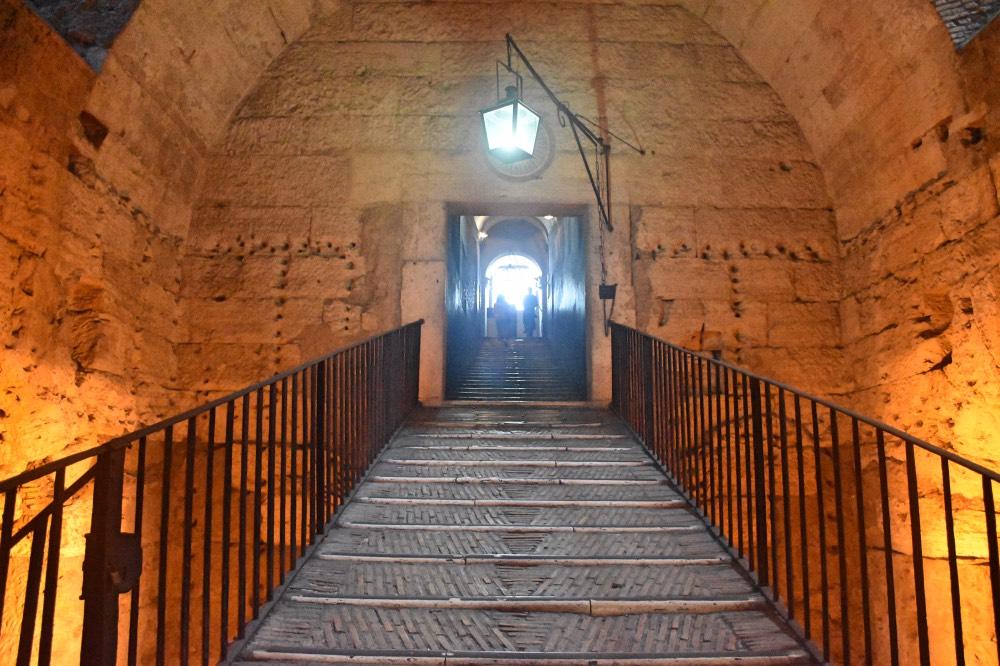 Visitar el Castillo Sant'Angelo: el mausoleo de Adriano