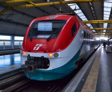 El Leonardo Express en Roma