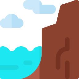 Acantilado en Big Sur