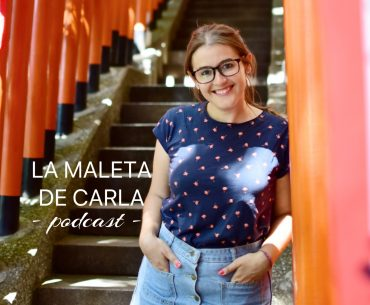 El podcast de viajes de La Maleta de Carla