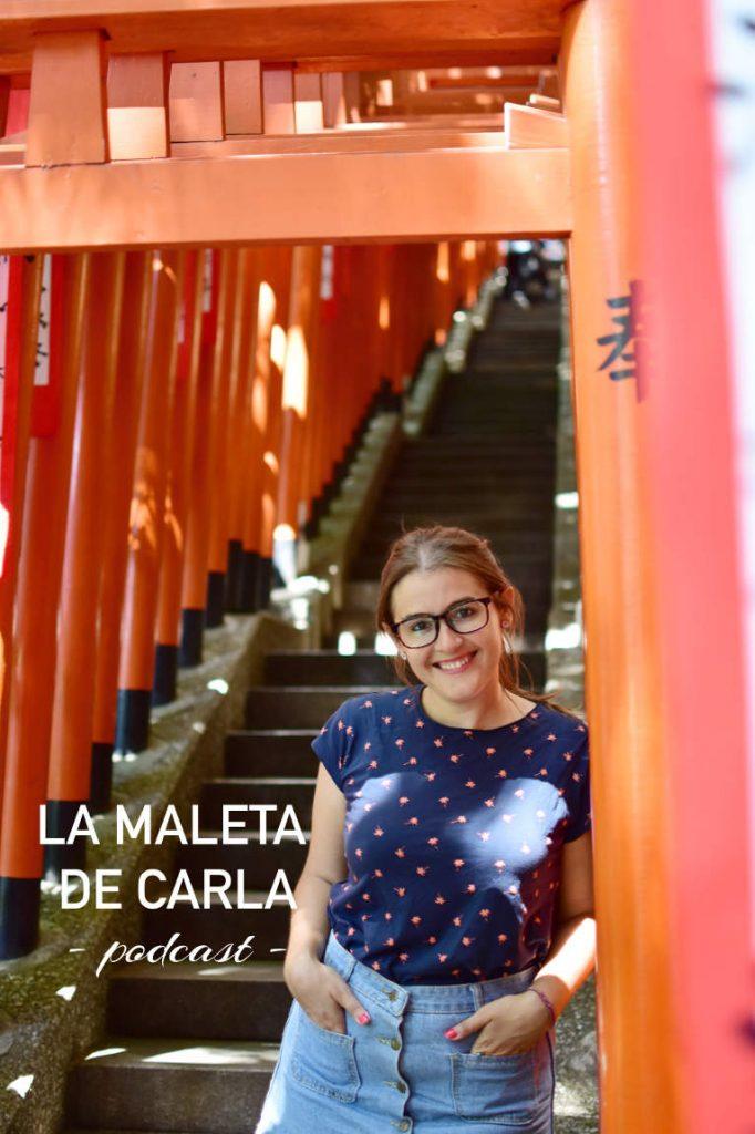 Portada del Podcast de La Maleta de Carla