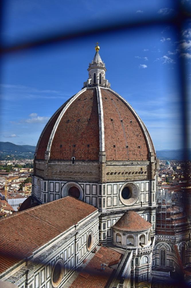 Mejores miradores de Florencia: Campanario de Giotto