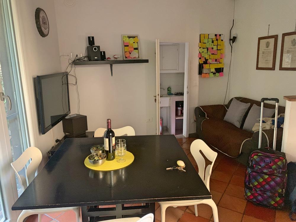 Dónde dormir en Florencia: apartamento en Oltrarno