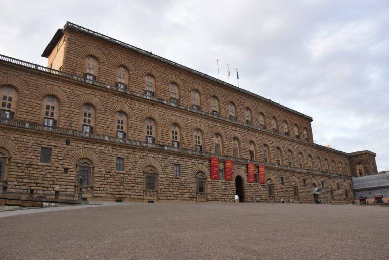 Visitar el Palacio Pitti