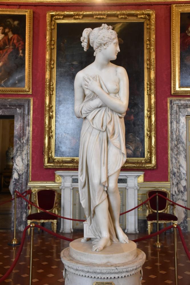 La Venus itálica de Antonio Cánova