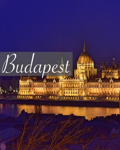 Guía de viajes de Budapest slider