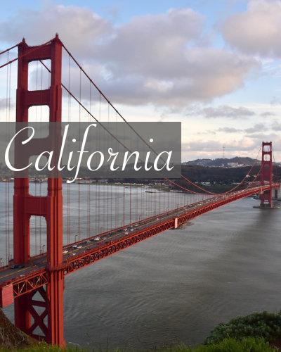 Guía de viajes de California slider
