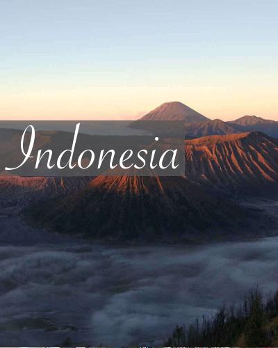 Guía de viajes de Indonesia slider