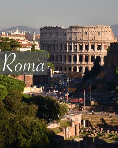 Guía de viajes de Roma slider