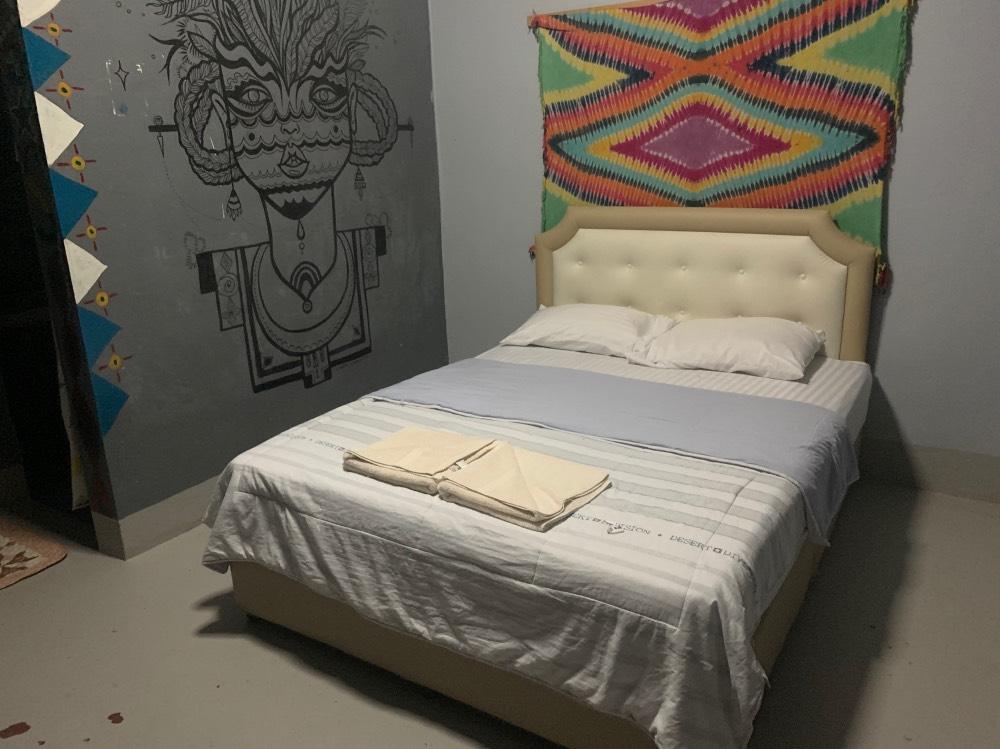 Nuestra habitación en el Sook Jai de Chiang Rai