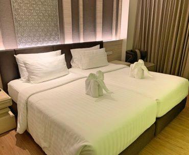 Nuestros alojamientos en Tailandia: Chillax Heritage en Bangkok