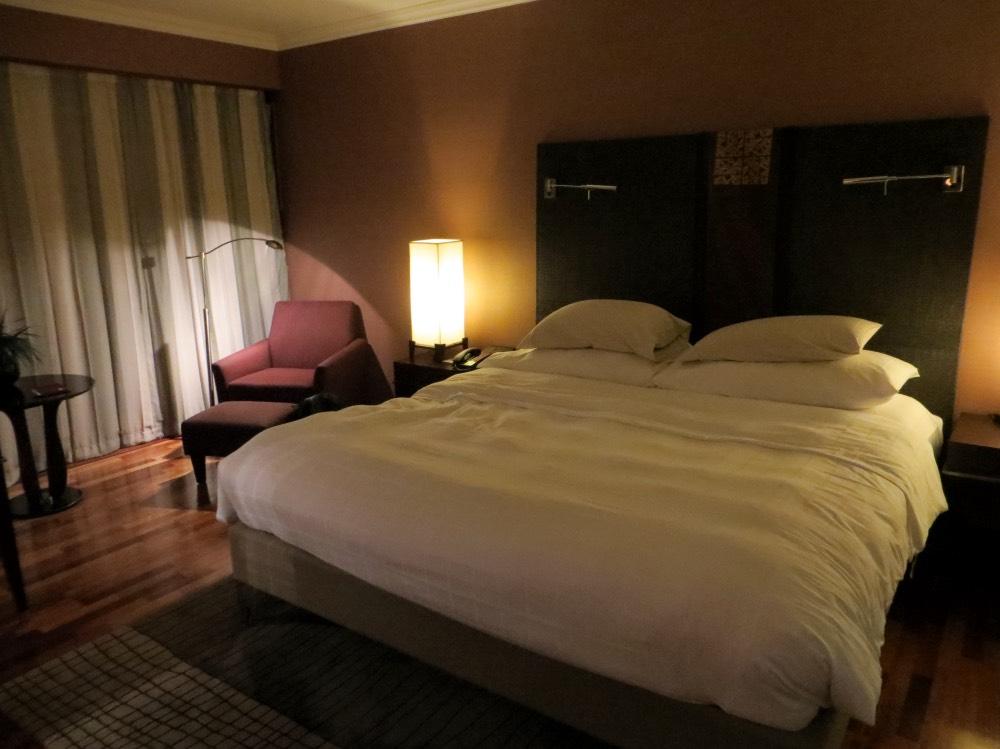 Nuestra habitación en el Pullman Bangkok