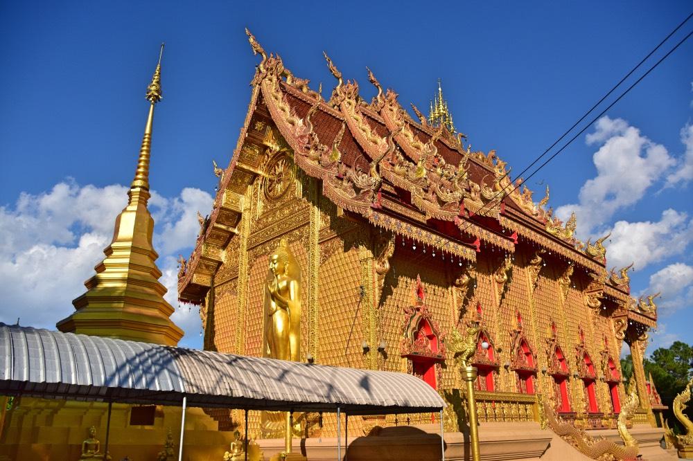 Qué hacer en Chiang Rai: Wat Si Mongkhon
